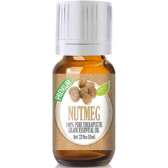 Nutmeg Essential Oil-Healing Solutions | Essential Oils