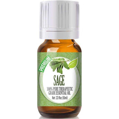 Sage Essential Oil-Healing Solutions | Essential Oils