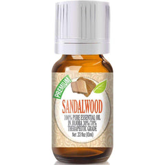 Sandalwood (Nepal) Essential Oil - 70%/30% Sandalwood-Healing Solutions | Essential Oils