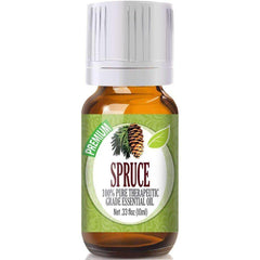 Spruce Essential Oil-Healing Solutions | Essential Oils