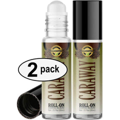 Caraway Essential Oil Roll On (2 PACK)-Healing Solutions | Essential Oils