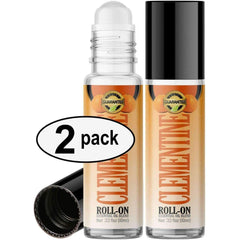 Clementine Essential Oil Roll On (2 PACK)-Healing Solutions | Essential Oils