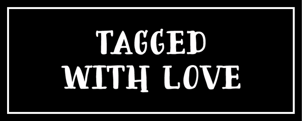 Tagged with Love Logo