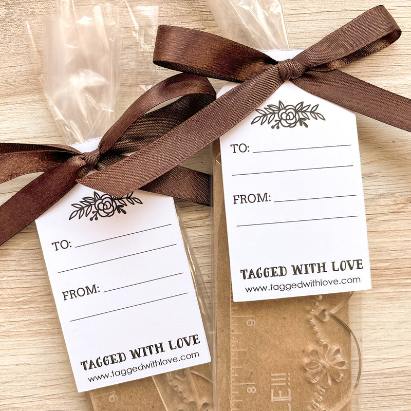TEACHER RULER GIFT