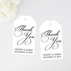 thank you favor tags