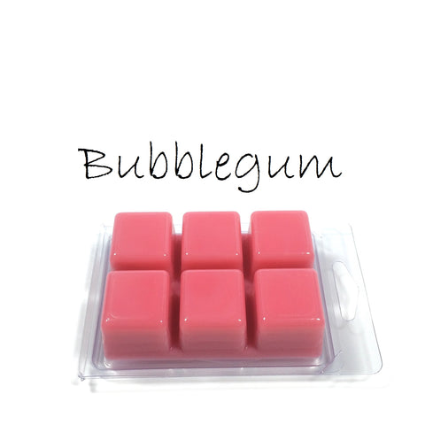 Bubblegum Scented Wax Tarts