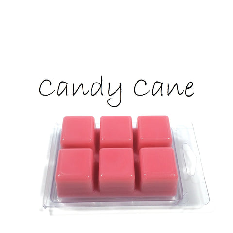 Candy Cane / Peppermint Scented Wax Melts