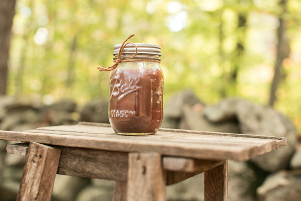 Fireside Scented Mason Jar Candles - Still Water Candles - 2