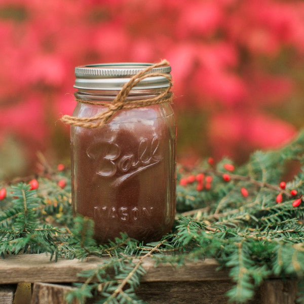Fireside Scented Mason Jar Candles - Still Water Candles - 4