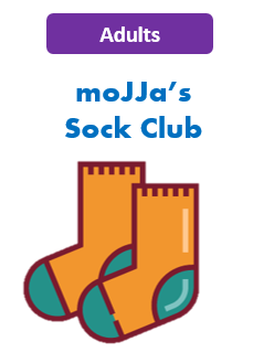 Adult Sock Club | Canadian Awesome Sock Subscription
