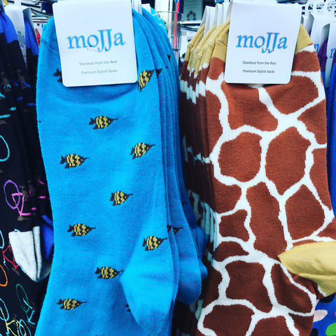 moJJa sock subscription club