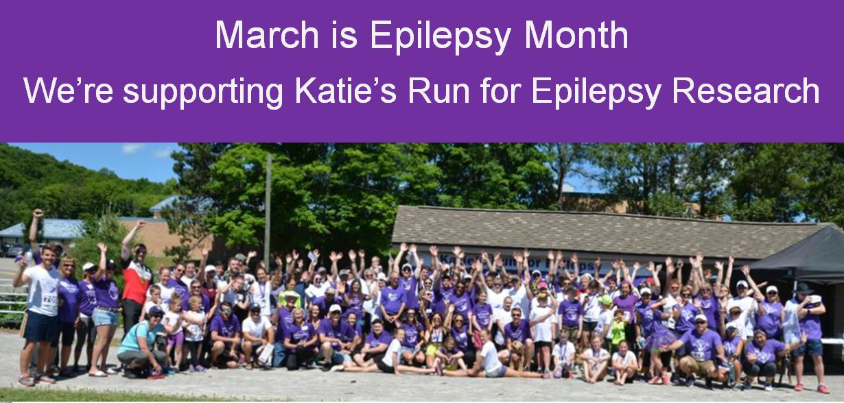 Katie's Run for Epilepsy Research