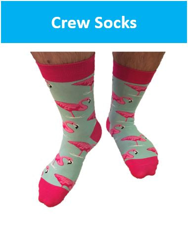 Sock of the Month Crew Socks