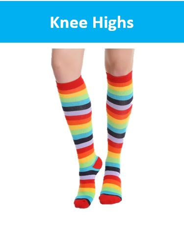 Sock of the Month Knee High Socks