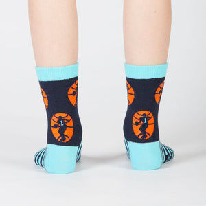 Children basketball sports socks