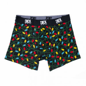 Christmas Lights Boxer Briefs