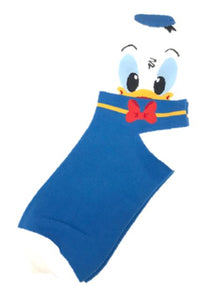 Donald Duck Ankle Socks
