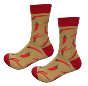 Add some spice to your feet with these funky socks