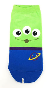 Monster ankle socks