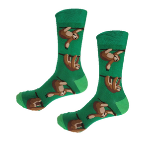 SLOTH FUNKY CREW SOCKS