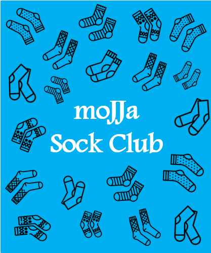 moJJa Sock Subscription Canada Monthly