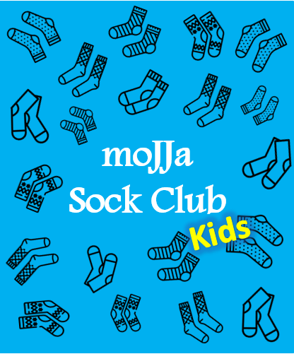 Sock of the Month Club Kids | Socks by Subscription