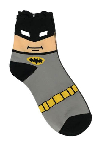 SUPERHERO BATMAN ANKLE SOCKS