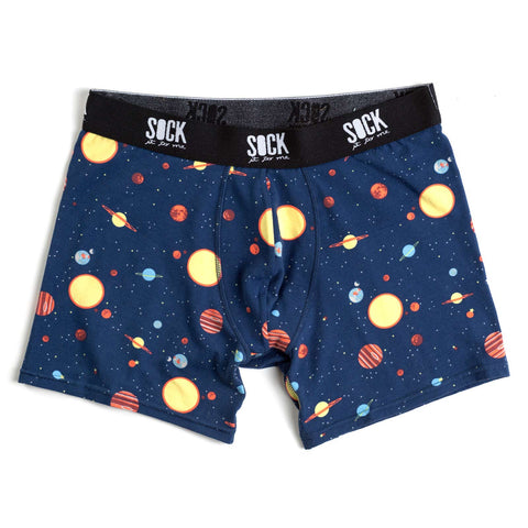 Sock It To Me | Planets Boxer Briefs