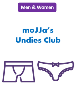 Underwear and sock of the month club Canada Mens womens
