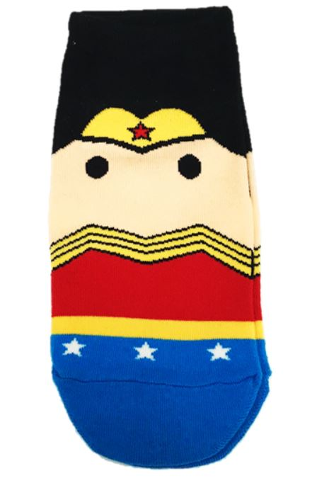 Wonder Woman Ankle Socks