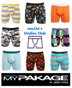 moJJa's Undies Club | MyPakage Boxer Briefs