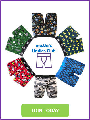 moJJa's Undies Club | Underwear Subscription