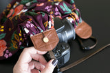 scarf camera strap golden hour - BCSCS126