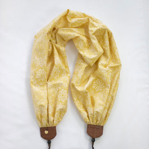 scarf camera strap butter lace - BCSCS143