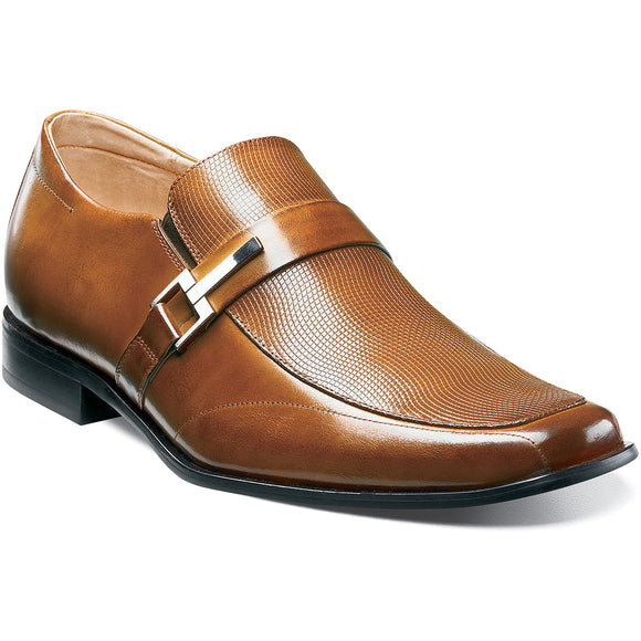 Stacy Adams Mens Beau Moc Toe Loafer 24692