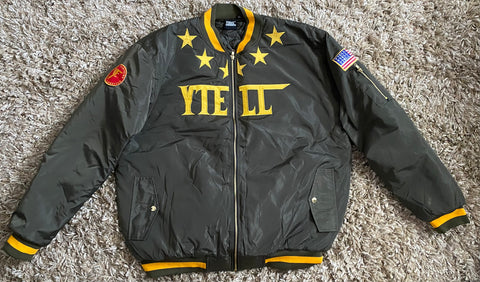 YTELL™  Flight jackets