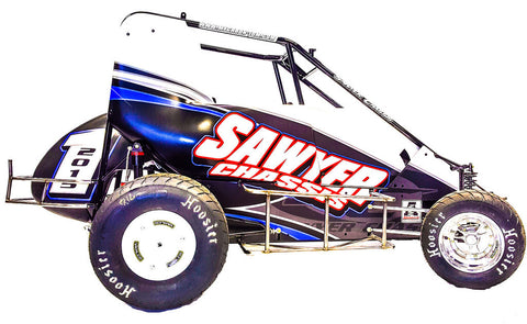 Sawyer Chassis 600 Deluxe Roller