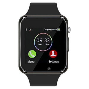Android & iOS Compatible Smart Watch with Bluetooth & Fitness Tracker-Watch-Guy Jewels