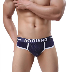 Athletic Style Fashion Boxer Brief Underwear-Underwear-Guy Jewels