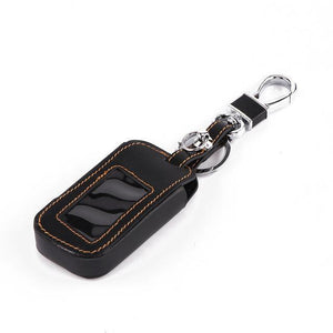 Genuine Leather Car Key Cover-Key Chains-Guy Jewels