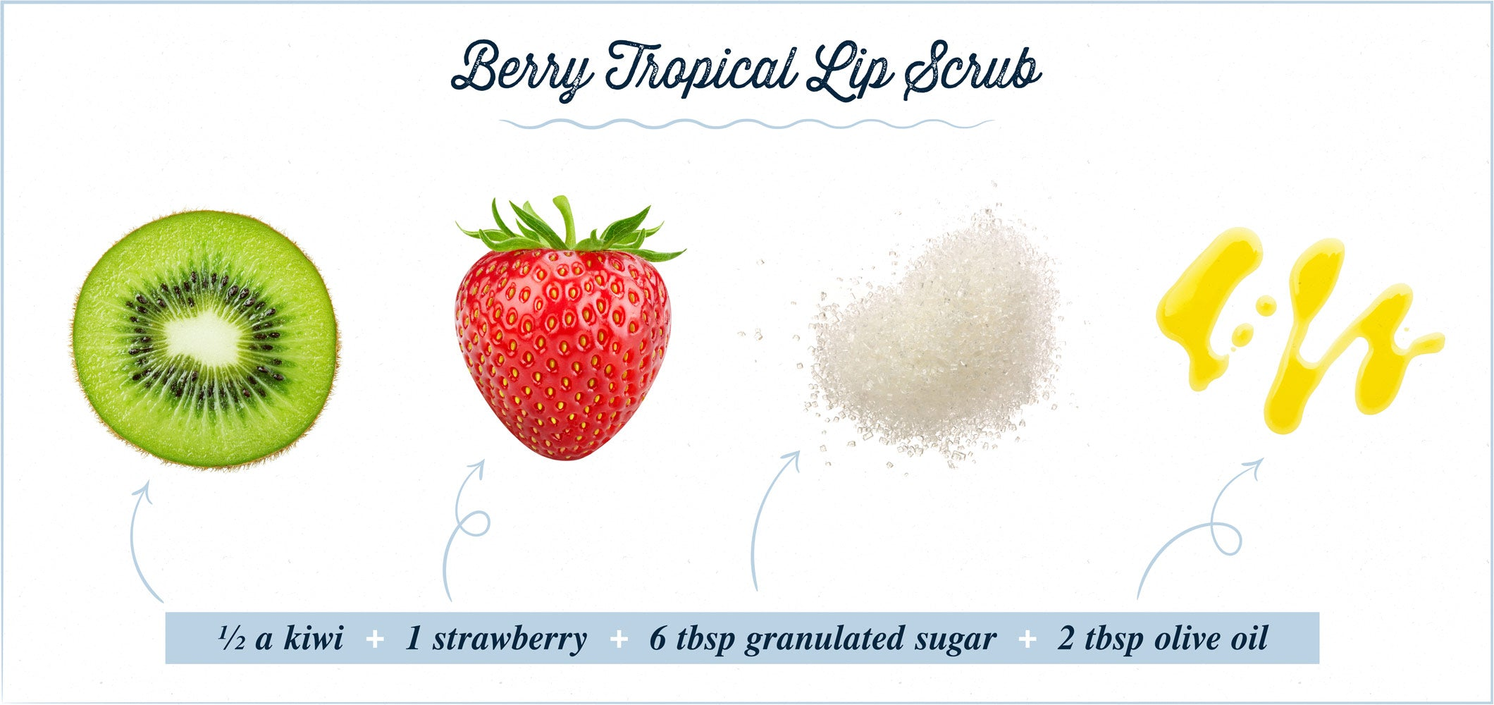 berry tropical lip scrub ingredients