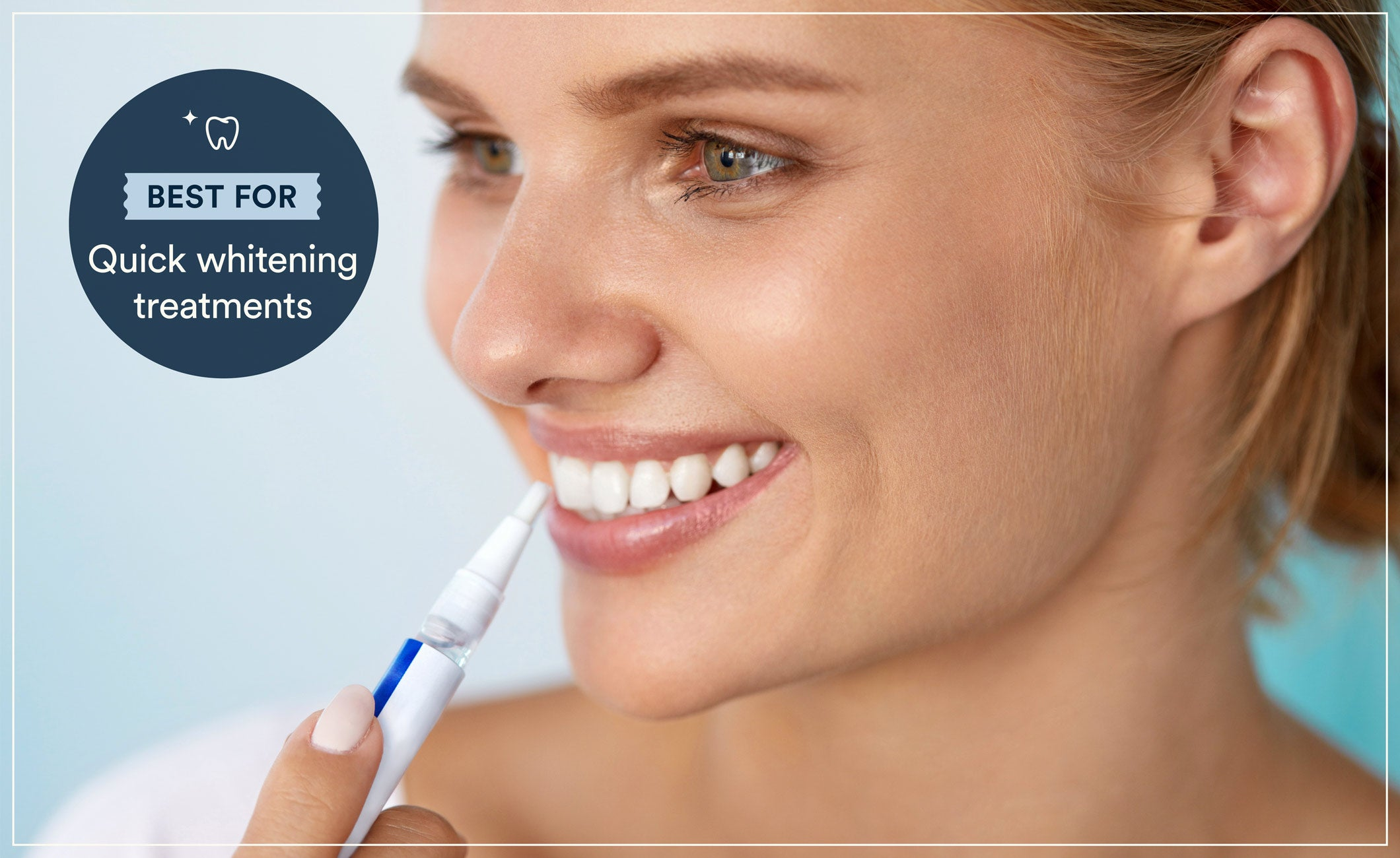 whitening pens are best for quick whitening treatments