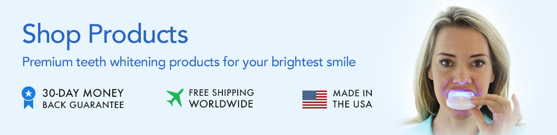 Our Teeth Whitening Products