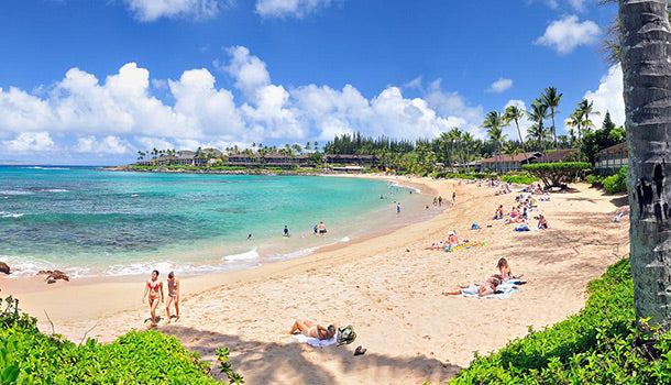 7 Unique Hawaiian Beach to visit.