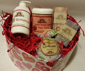 Heart Gift Box Pack - Large