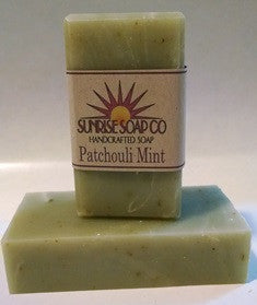 Patchouli Mint - EO