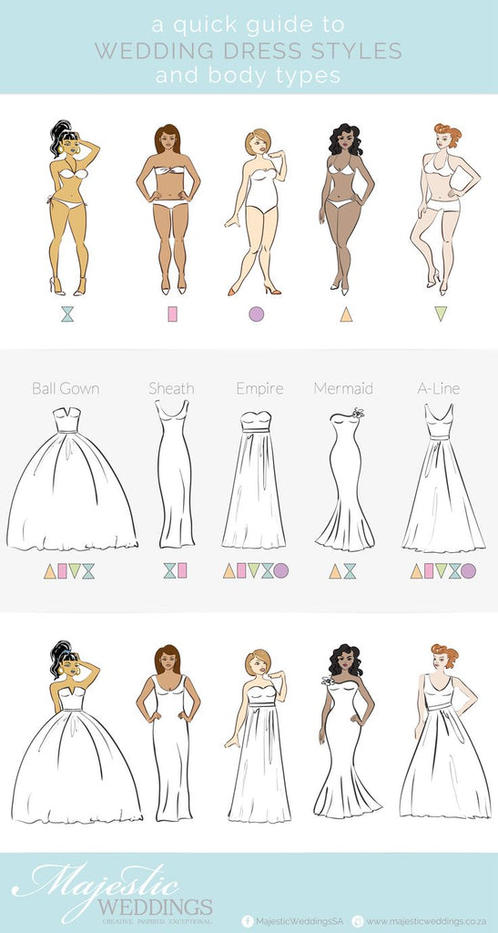 Body Shape Infographic