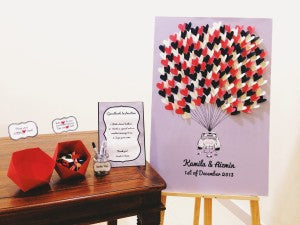 Poster Guestbook