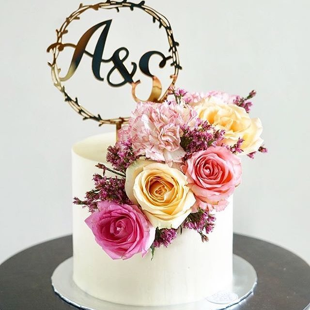 Custom Wedding - Initials
