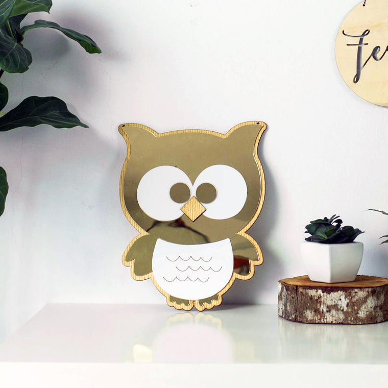 Owl - Wall Decor